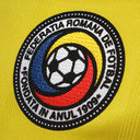 Romania EURO 2016 Home S/S Football Shirt