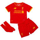 Liverpool FC 16/17 Home Infant Football Kit