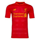 Liverpool FC 16/17 Kids Home S/S Football Shirt