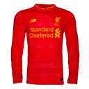 Liverpool FC 16/17 Home L/S Football Shirt