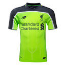 Liverpool FC 16/17 3rd S/S Football Shirt