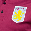 Aston Villa 16/17 Media Football Polo Shirt