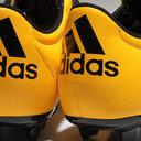 X 15.3 FG/AG Leather Football Boots