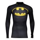 Batman Transform Yourself ColdGear Compression L/S T-Shirt