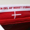 Denmark 15/16 Home S/S Replica Football Shirt