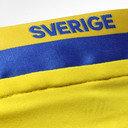 Sweden EURO 2016 Home S/S Replica Football Shirt