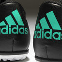 X 15.3 TF Kids Leather Football Trainers