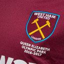 West Ham United 16/17 Home S/S Replica Football Shirt