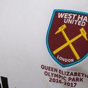 West Ham United 16/17 Away S/S Replica Football Shirt