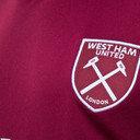 West Ham United 16/17 S/S Football Training Shirt
