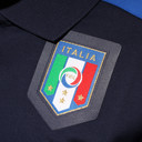 Italy 16/17 Players S/S Football Polo Shirt