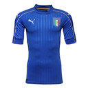 Italy EURO 2016 Home S/S Authentic Football Shirt