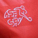 Switzerland EURO 2016 S/S Home Replica Football Shirt