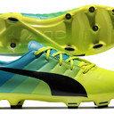 evoPOWER 3.3 FG Kids Football Boots