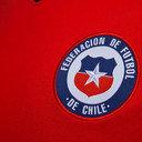 Chile 2016 Home S/S Replica Football Shirt