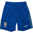Brazil 2016 Home Stadium Match Football Shorts