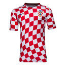 Croatia 2016/17 S/S Home Replica Football Shirt