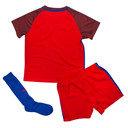 England 2016 Little Kids Away Replica Football Kit