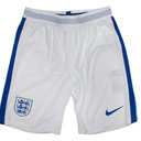 England 2016 Home Match Football Shorts