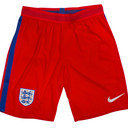 England 2016 Away Match Football Shorts