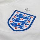England 2016 Home Stadium Ladies S/S Replica Football Shirt