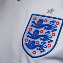 England 2016 Home Stadium Kids S/S Replica Football Shirt