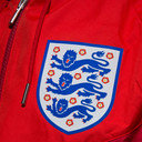England 2016 Authentic Windrunner Hooded Football Jacket