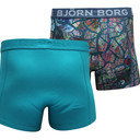 Drylands 2 Pack Boxer Shorts