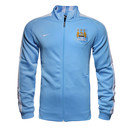 Manchester City 16/17 Authentic N98 Football Track Jacket