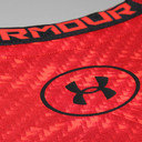 HeatGear Armour Printed Compression S/S T-Shirt