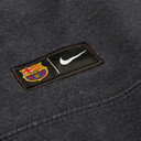 FC Barcelona 16/17 Authentic AW77 Full Zip Hooded Sweat