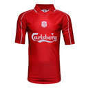 Liverpool 2000 S/S Retro Football Shirt
