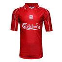 Liverpool 2000 S/S Retro Football Shirt