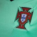 Portugal EURO 2016 Away Stadium S/S Football Shirt