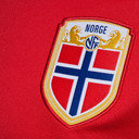 Norway 2016 Home Stadium S/S Football Shirt