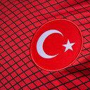 Turkey EURO 2016 Home Stadium S/S Football Shirt