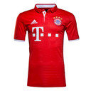 Bayern Munich 16/17 Home S/S Football Shirt