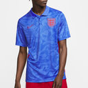 England 2020 Away Football Shirt