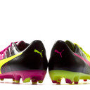 evoPOWER 1.3 Tricks Kids FG Football Boots