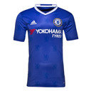Chelsea FC 16/17 Home S/S Replica Football Shirt