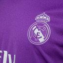 Real Madrid 16/17 Away Kids Replica Football Shirt