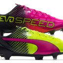 evoSPEED 1.5 Tricks FG Football Boots