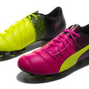 evoPOWER 4.3 Tricks FG Football Boots