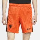 Holland 2020 Home Football Shorts