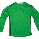 Manchester United 16/17 Away L/S Kids Goalkeepers Football Shirt
