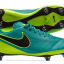 Tiempo Genio II Leather SG Football Boots