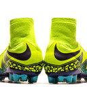 Hypervenom Phatal II Dynamic Fit AG-R Football Boots
