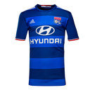Olympique Lyon FC 16/17 Away S/S Replica Football Shirt
