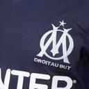 Olympic Marseille 16/17 Away S/S Replica Football Shirt