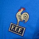 France 1986 World Cup Finals Retro Football Shirt